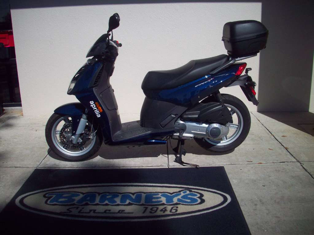 2009 Aprilia Sportcity Cube 250, motorcycle listing