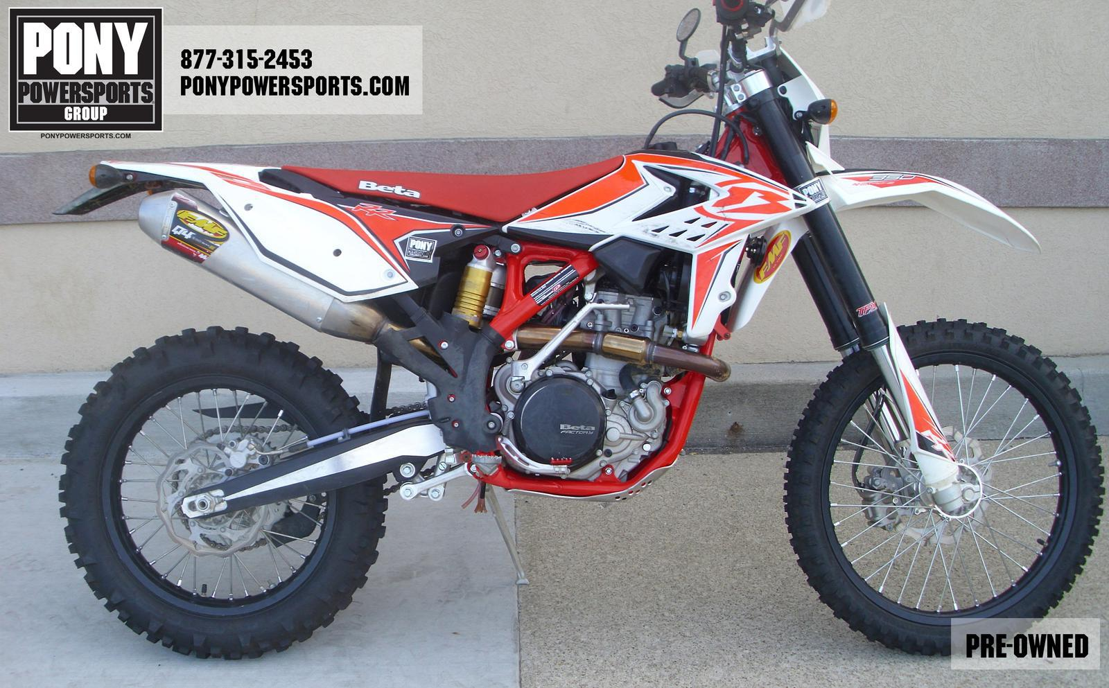 2013 Beta Motorcycles 350RR, motorcycle listing