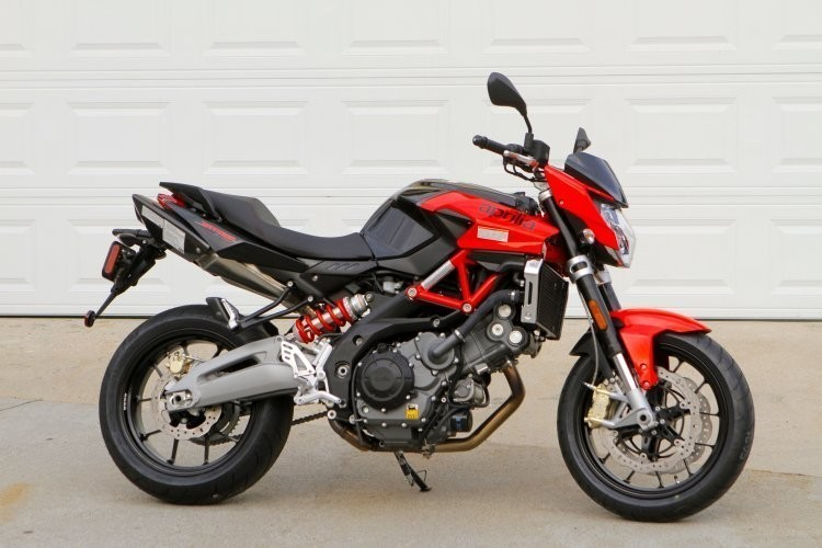 2014 Aprilia SHIVER 750S, motorcycle listing