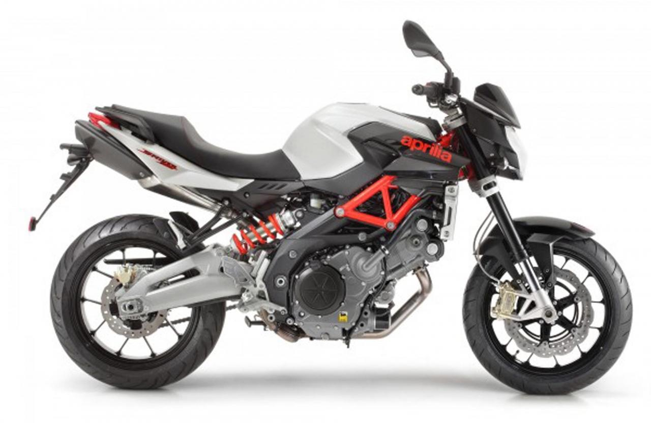 2014 Aprilia SHIVER, motorcycle listing