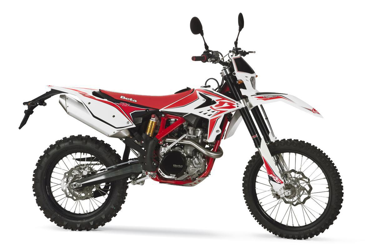 2014 Beta Motorcycles 520 RS, motorcycle listing