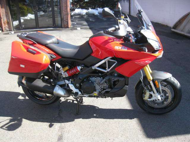 2015 Aprilia Caponord 1200 ABS Travel Pack, motorcycle listing