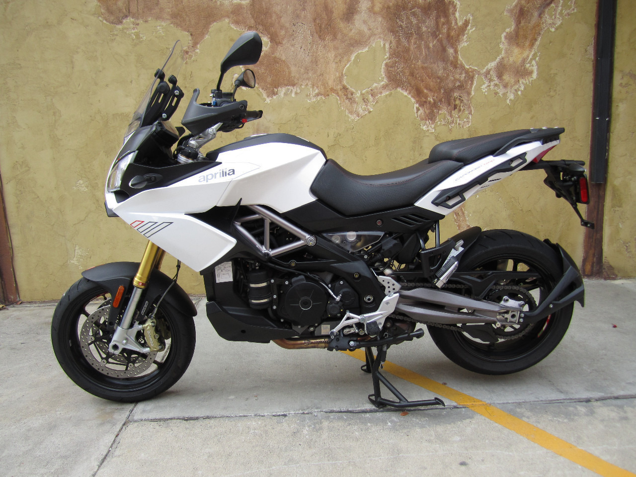 2015 Aprilia Caponord 1200, motorcycle listing