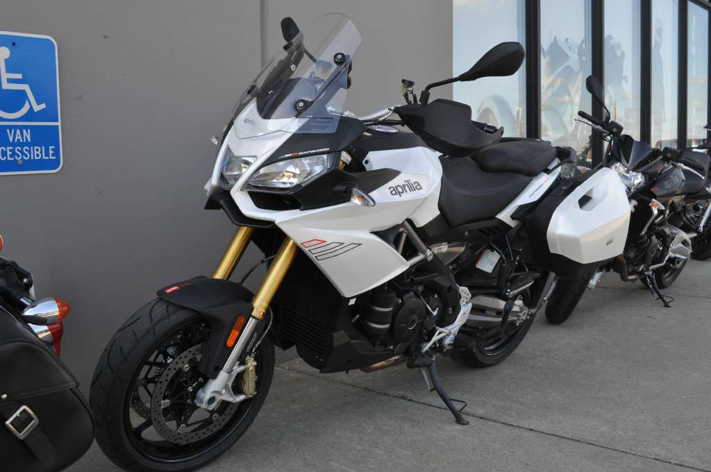2015 Aprilia Caponord, motorcycle listing