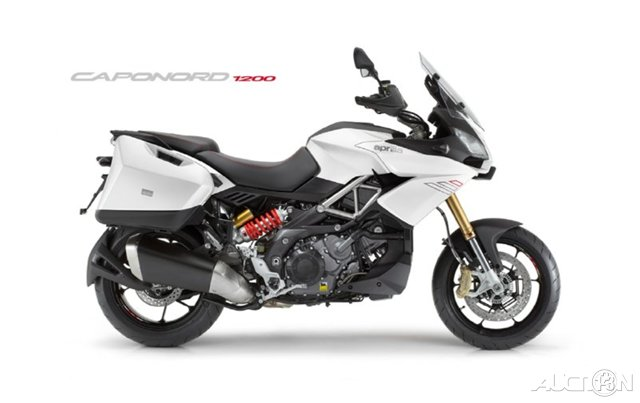 2015 Aprilia Caponord Travel Pack, motorcycle listing