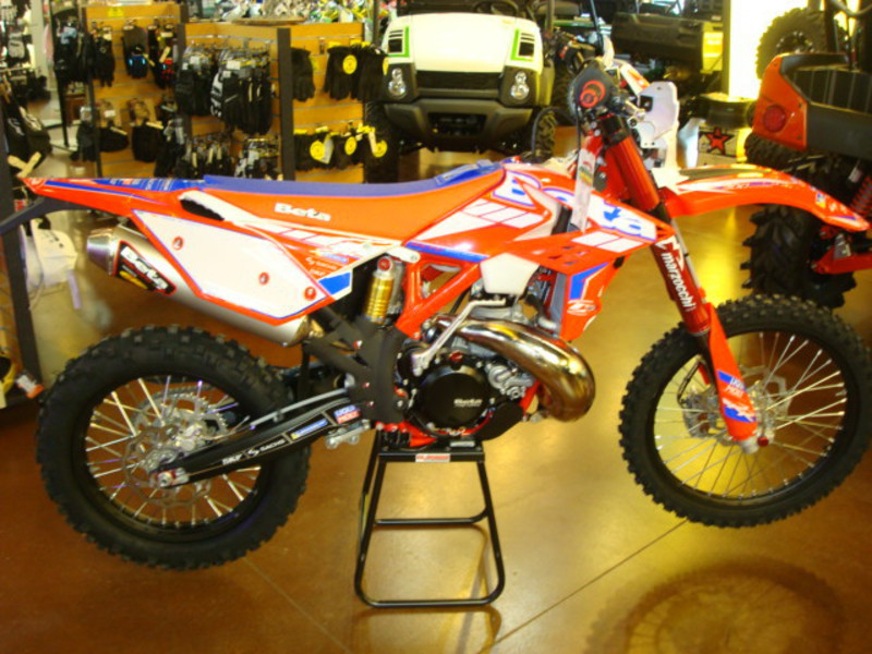 2015 Beta 300 RR Race 2-Stroke, motorcycle listing