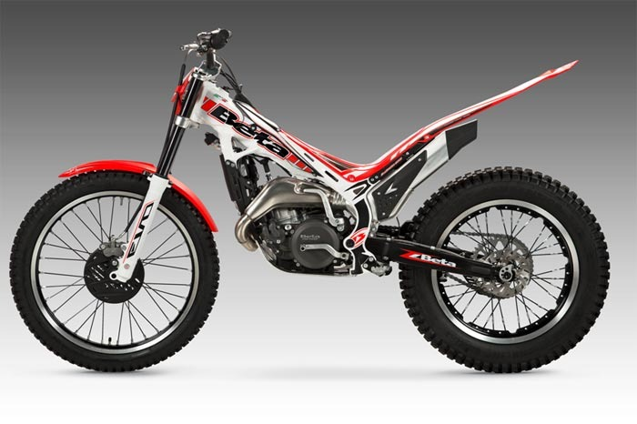 2015 Beta Evo 250 2t, motorcycle listing