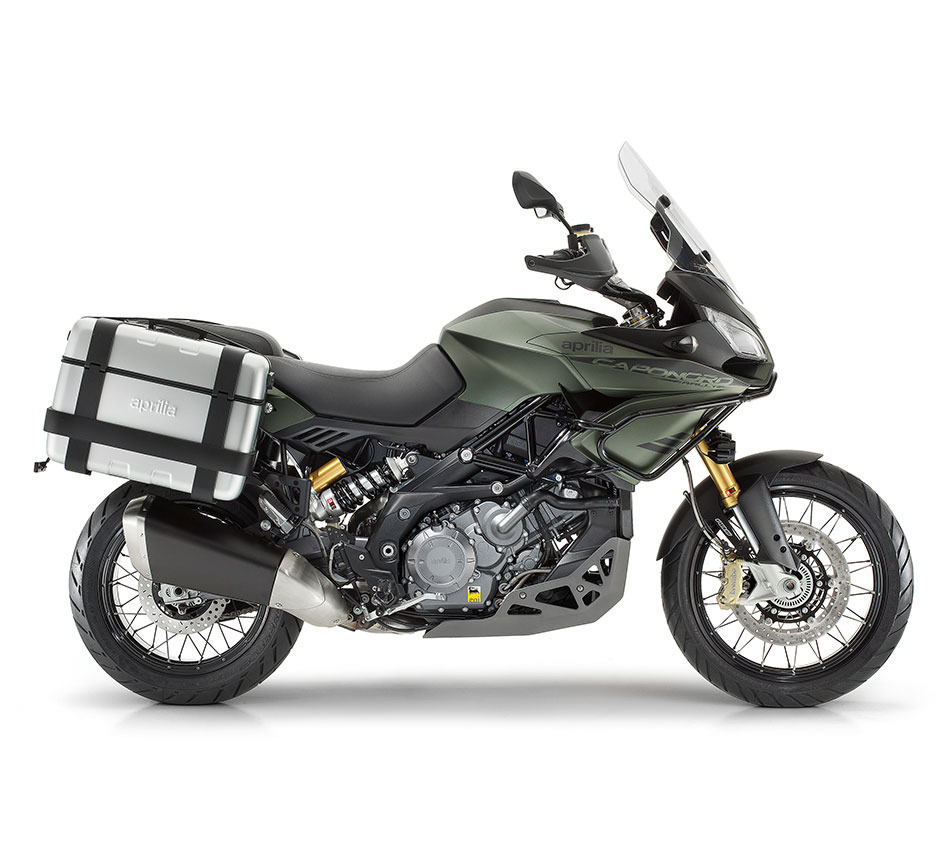 2016 Aprilia CAPONORD 1200 Ralley, motorcycle listing