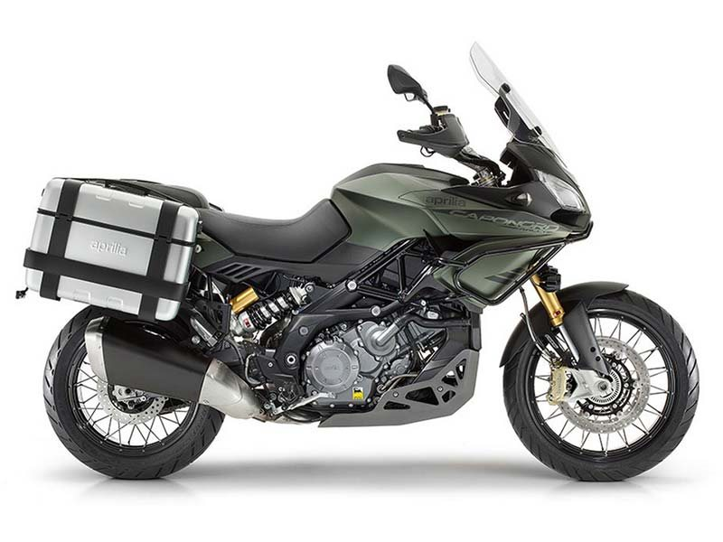 2016 Aprilia Caponord 1200 ABS Rally, motorcycle listing