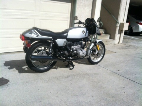 1983 BMW R 65 , motorcycle listing
