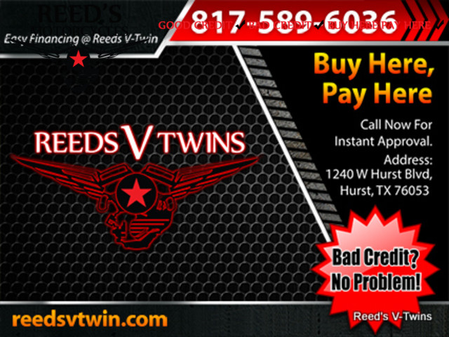 1998 Reeds Motorcycles BAD CREDIT NO PROBLEM, motorcycle listing