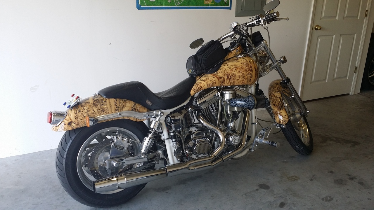 1999 Big Dog Motorcycles Pro Sport , motorcycle listing