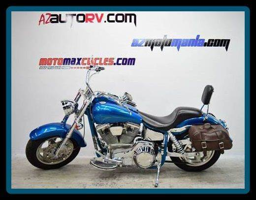 2000 Big Dog Vintage Sport, motorcycle listing