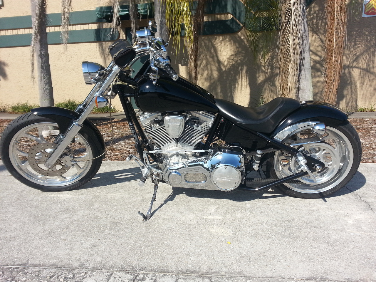 See more photos for this Big Dog Motorcycles Pitbull , 2002 motorcycle listing