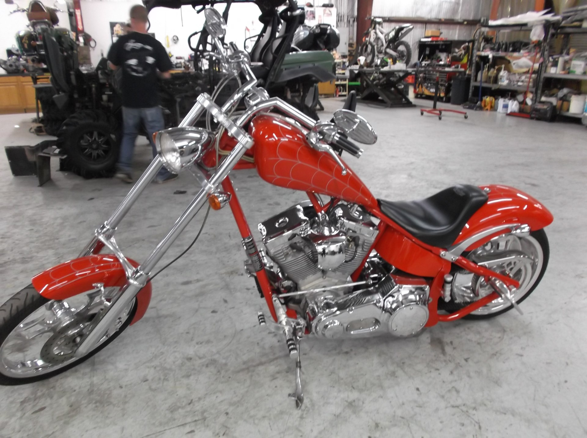 2003 Big Dog Motorcycles Chopper, motorcycle listing