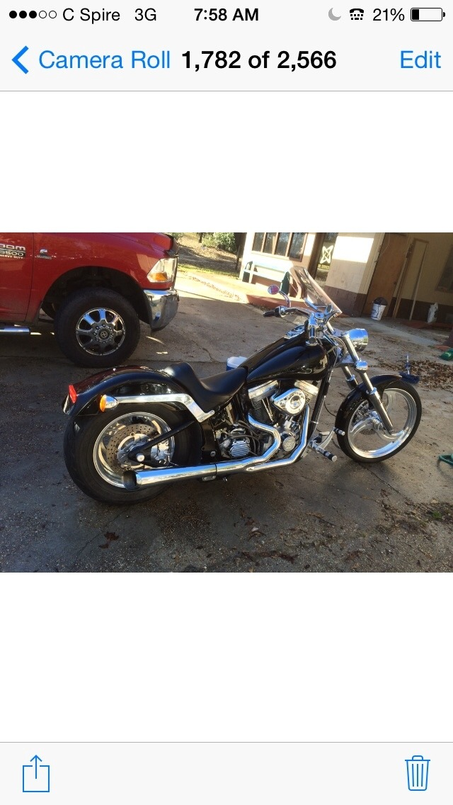 2003 Big Dog Motorcycles Other , motorcycle listing