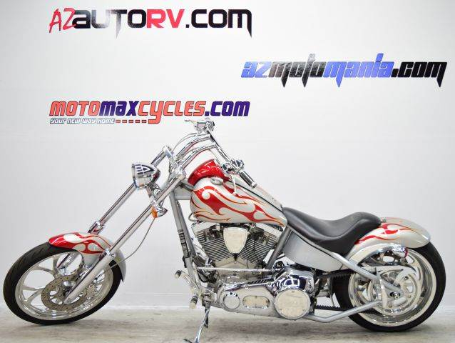 2003 Big Dog PITTBULL, motorcycle listing