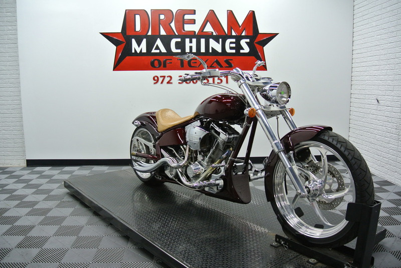 See more photos for this Big Dog Bulldog, 2004 motorcycle listing
