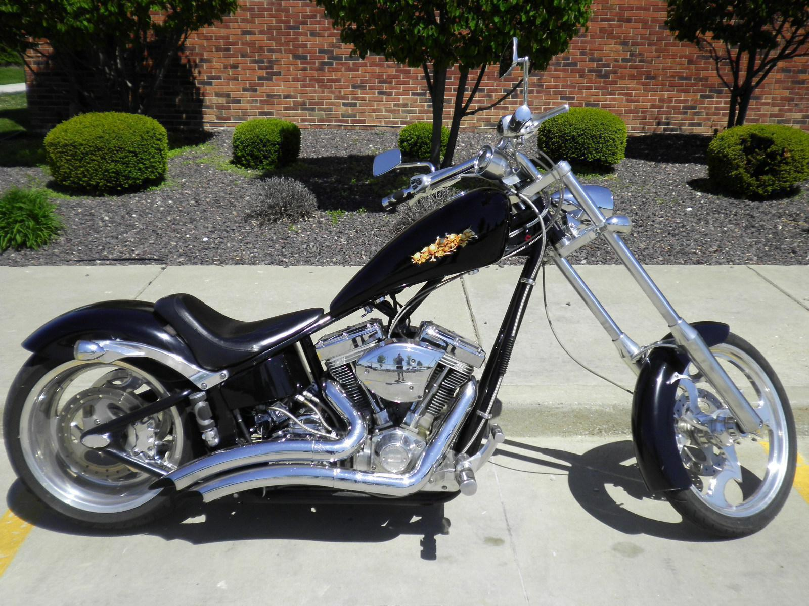 2004 Big Dog Motorcycles Chopper, motorcycle listing