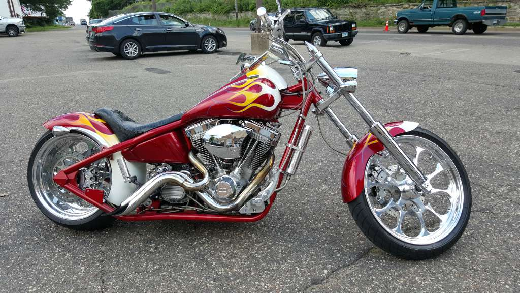 See more photos for this Big Dog Motorcycles Pitbull, 2004 motorcycle listing