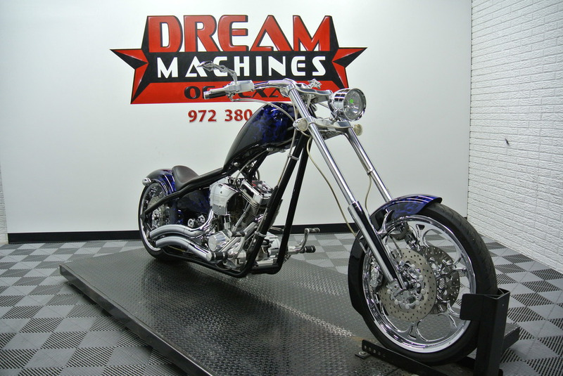 2004 Big Dog Ridgeback, motorcycle listing