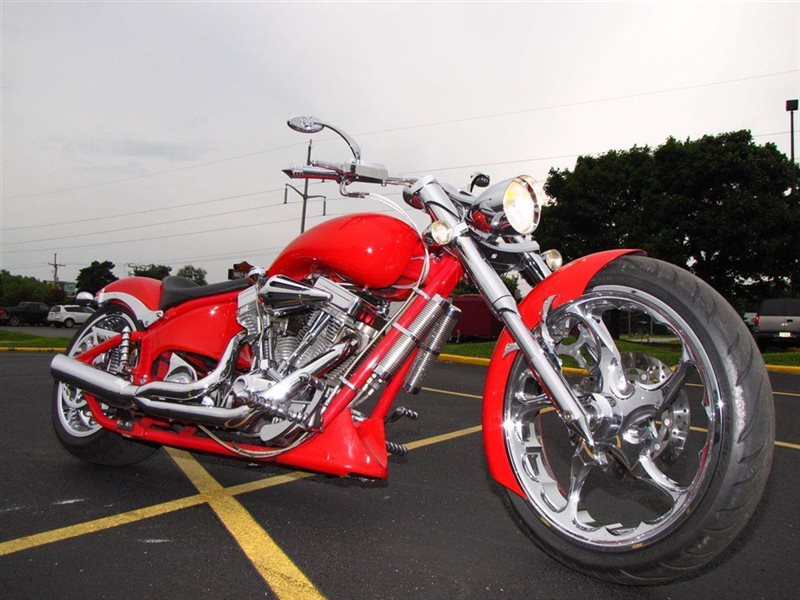 2005 Big Dog BULLDOG CUSTOM CHOPPER, motorcycle listing