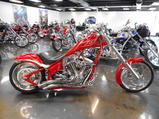 2005 Big Dog CHOPPER, motorcycle listing