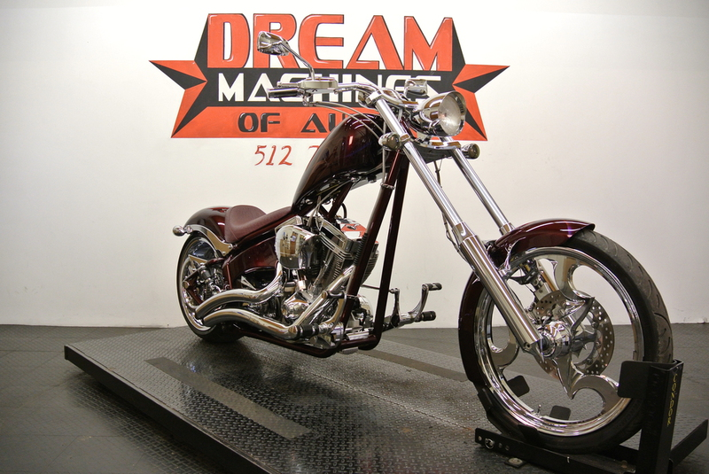 2005 Big Dog Chopper 117