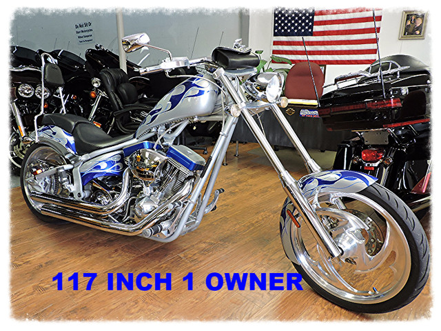 2005 Big Dog Chopper Chopper, motorcycle listing
