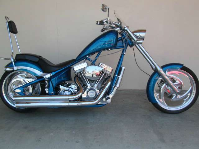 2005 Big Dog Motorcycles Chopper, motorcycle listing