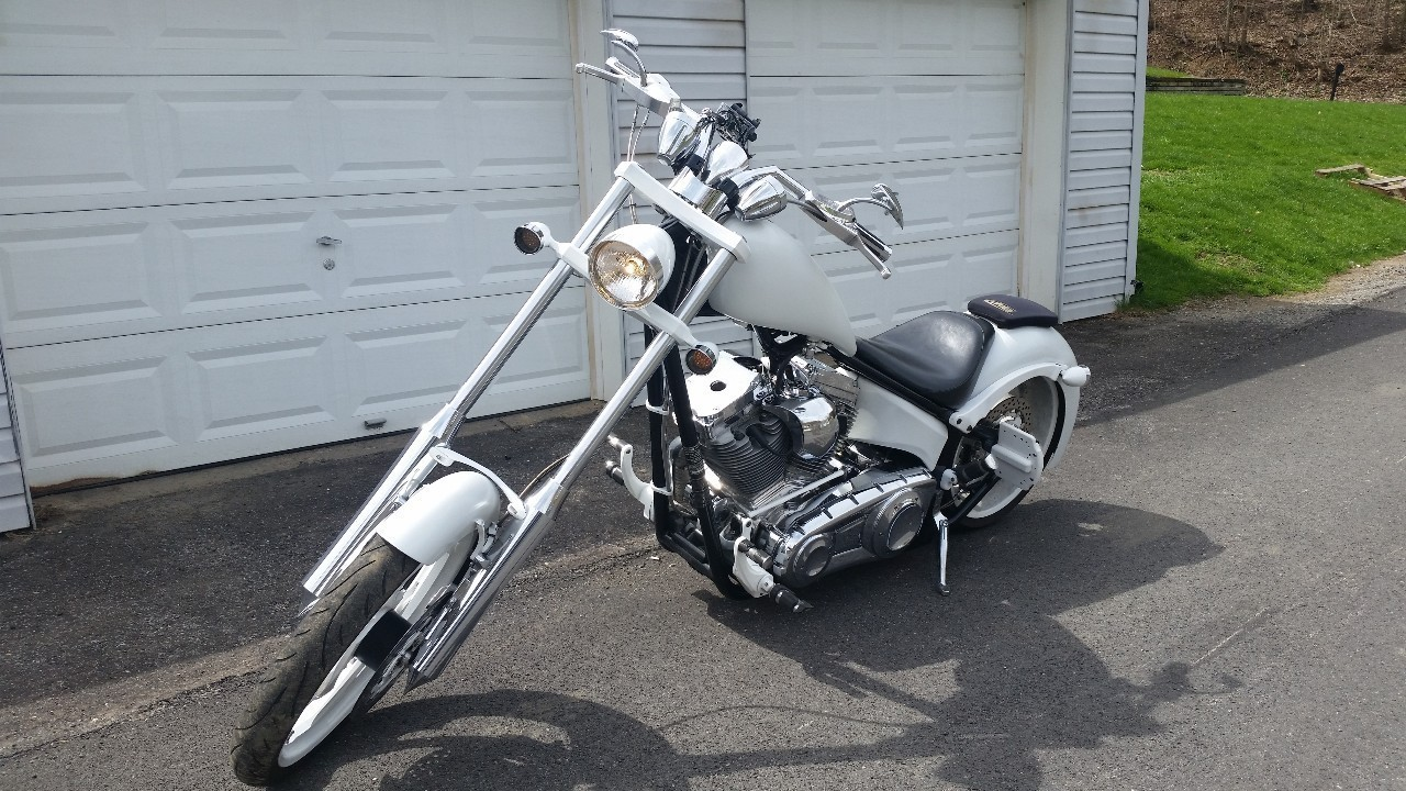 2006 Big Dog Motorcycles Chopper SOFTAIL, motorcycle listing