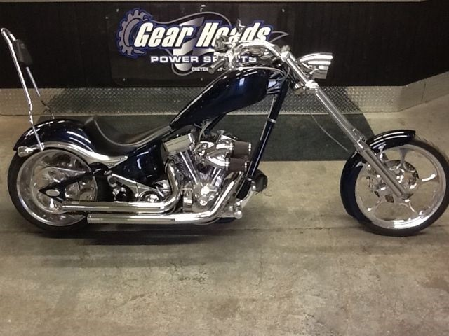 2006 Big Dog k-9 Custom Chopper, motorcycle listing