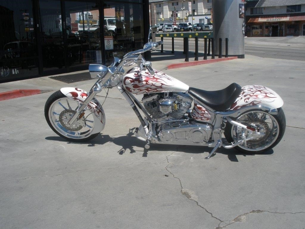 2007 Big Dog Motorcycles BULL DOG, motorcycle listing