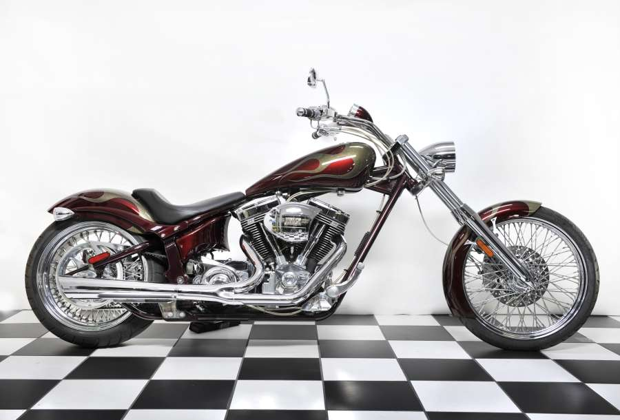 2008 Big Dog Motorcycles Mutt, motorcycle listing