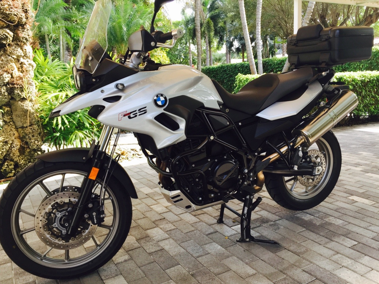 2013 BMW F 700 GS, motorcycle listing