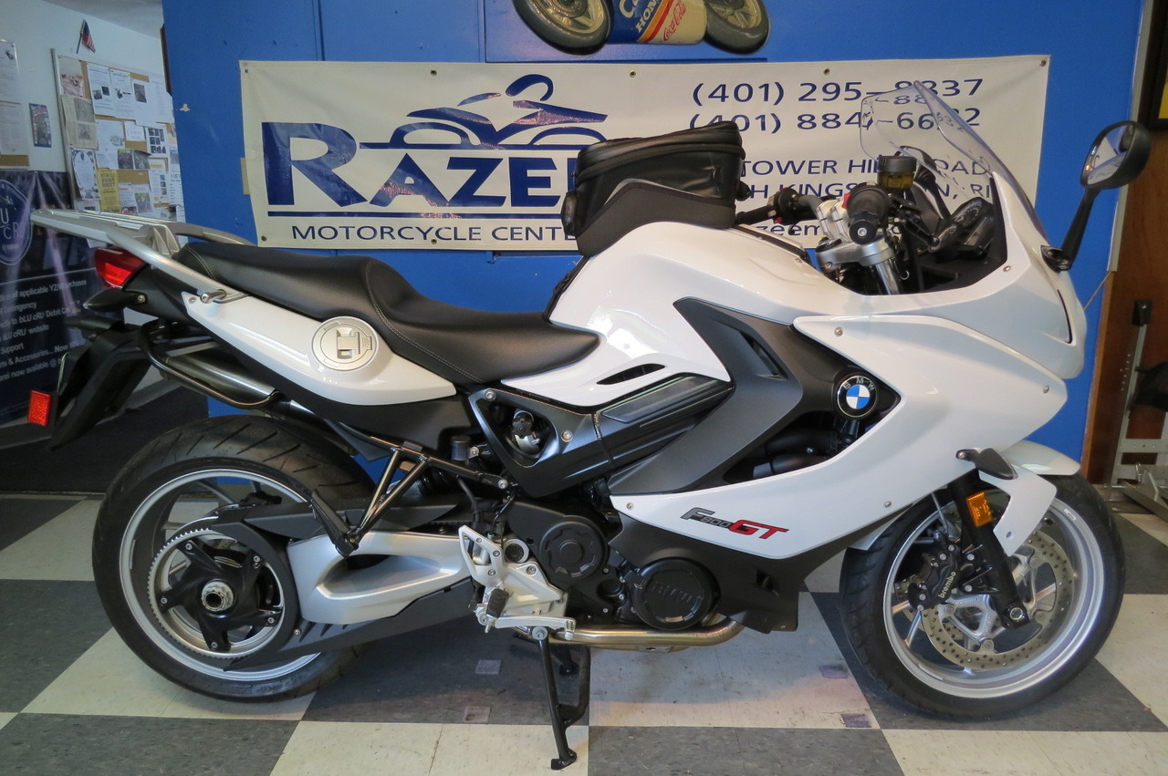 2013 BMW F800 GT, motorcycle listing