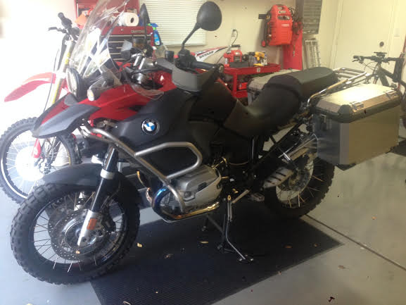 2013 BMW R 1200 GS ADVENTURE, motorcycle listing
