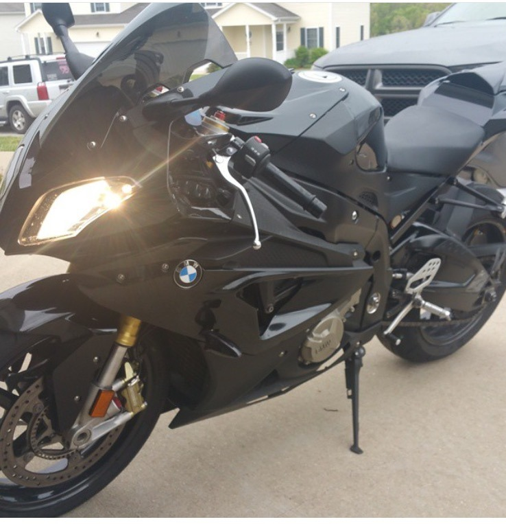 2013 BMW S 1000 RR, motorcycle listing