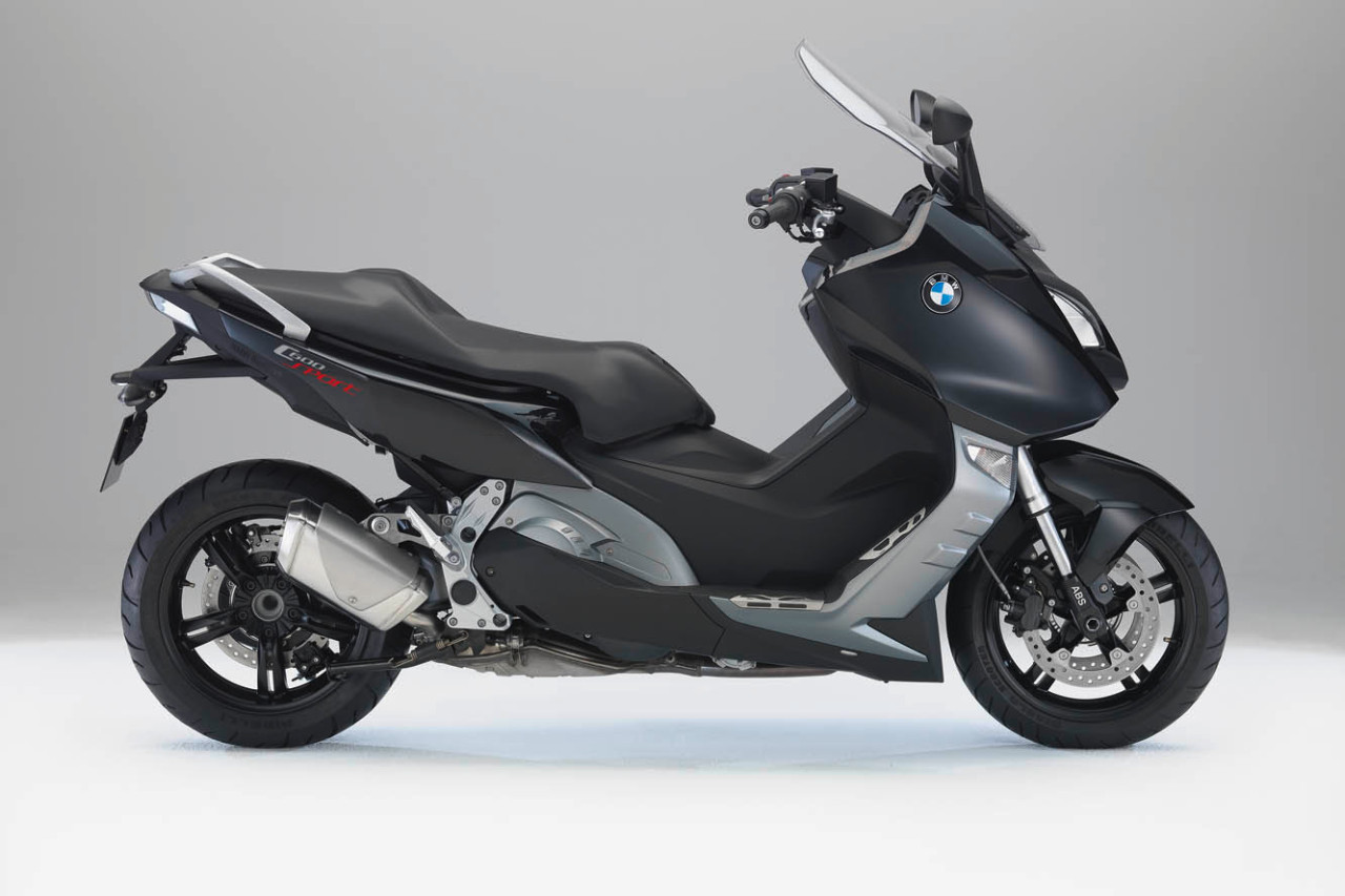 2014 BMW C600S, motorcycle listing