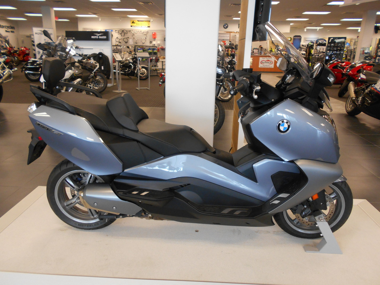 2014 BMW C650 GT, motorcycle listing