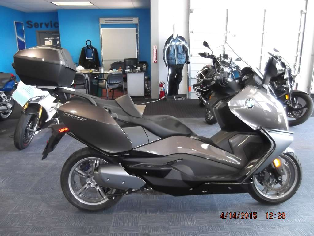 2014 BMW C650GT, motorcycle listing