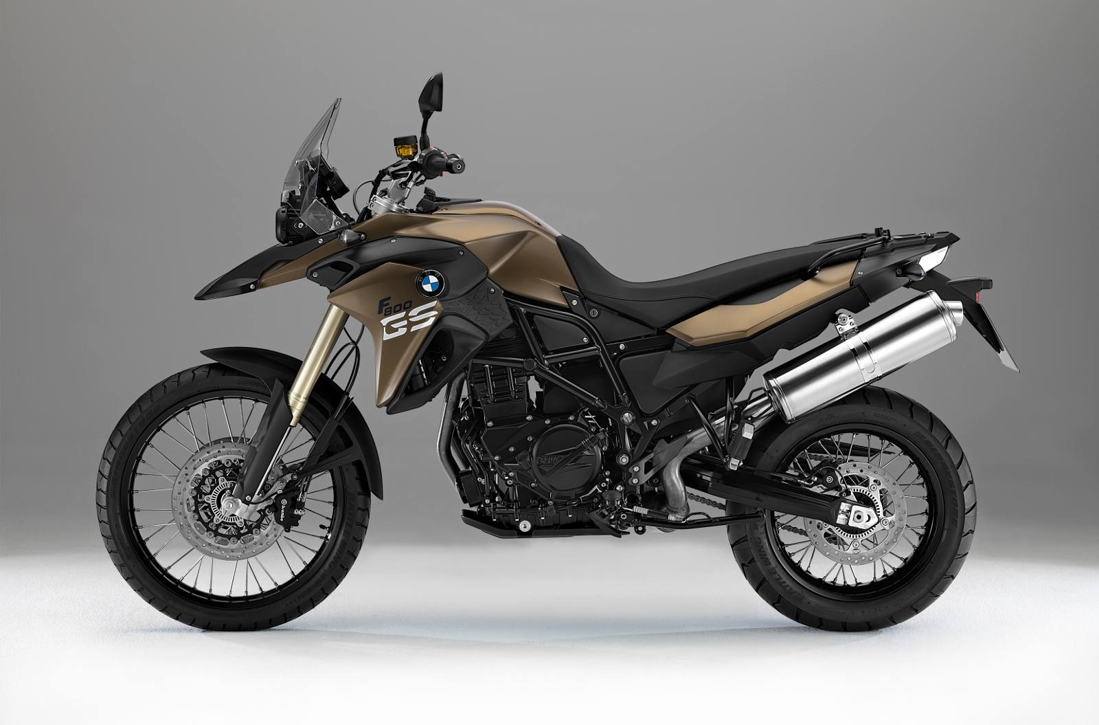 2014 BMW F 800 GS, motorcycle listing