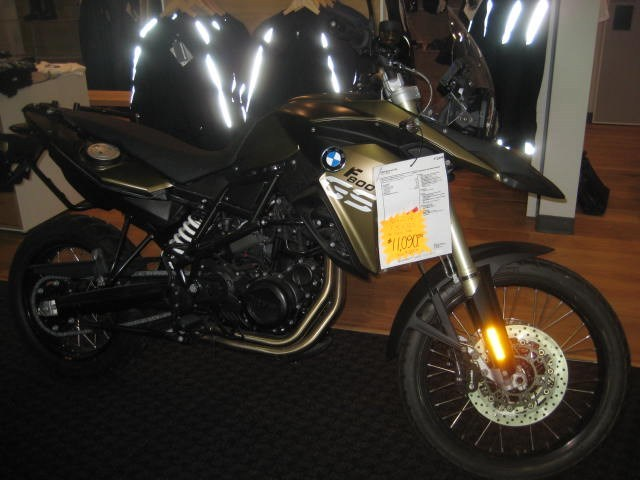2014 BMW F800GS **'14 CLEARANCE SALE!***, motorcycle listing