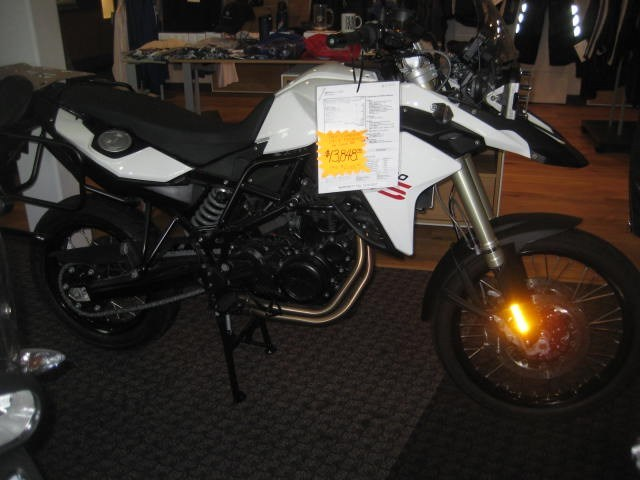 2014 BMW F800GS  ***CLEARANCE SALE!***, motorcycle listing