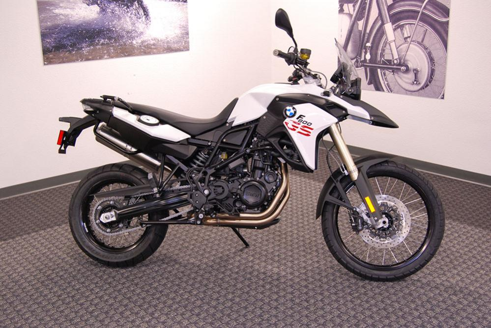 2014 BMW F800GS, motorcycle listing