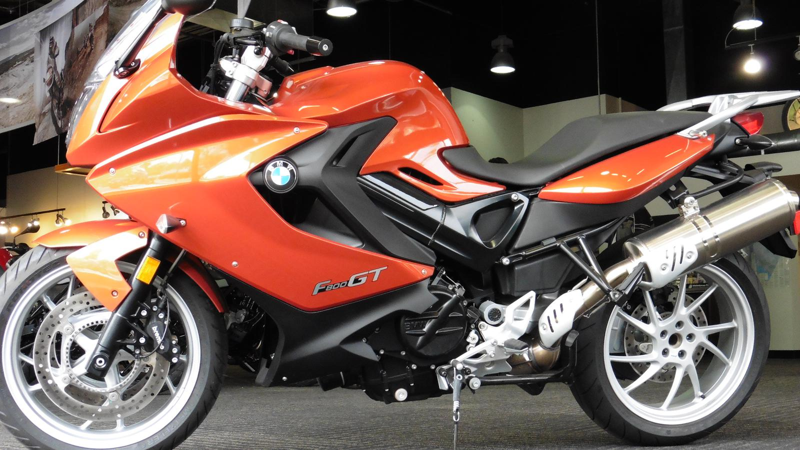 2014 BMW F800GT, motorcycle listing