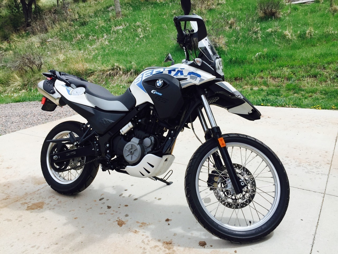 2014 BMW G 650 GS SERTAO, motorcycle listing