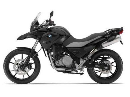2014 BMW G650GS, motorcycle listing