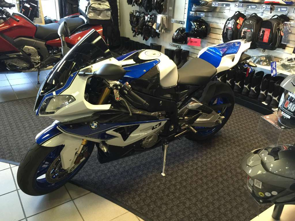 2014 BMW HP4 Competition, motorcycle listing