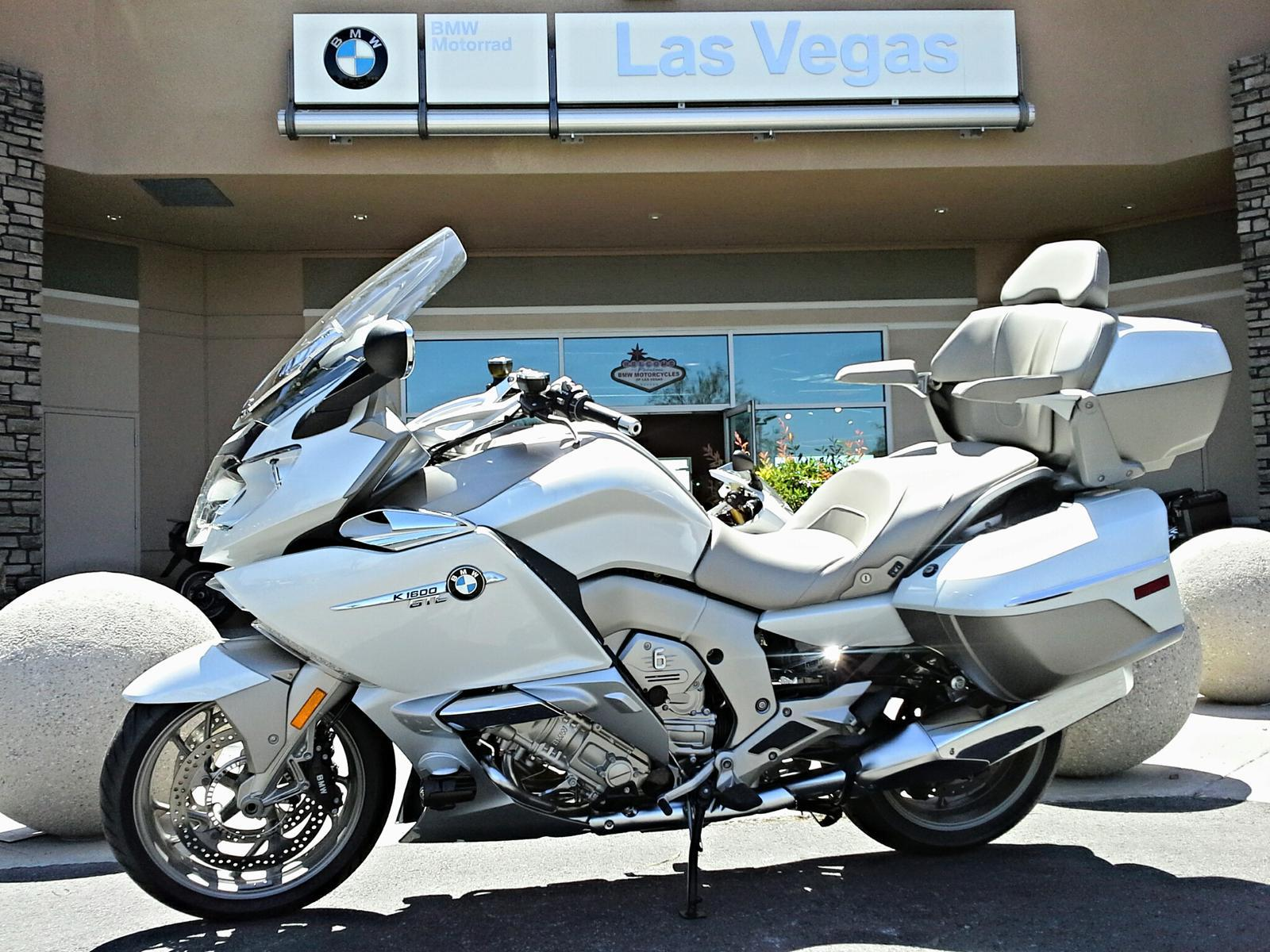 2014 BMW K1600GTL EXCLUSIVE Sport Touring Motorcycle From ...